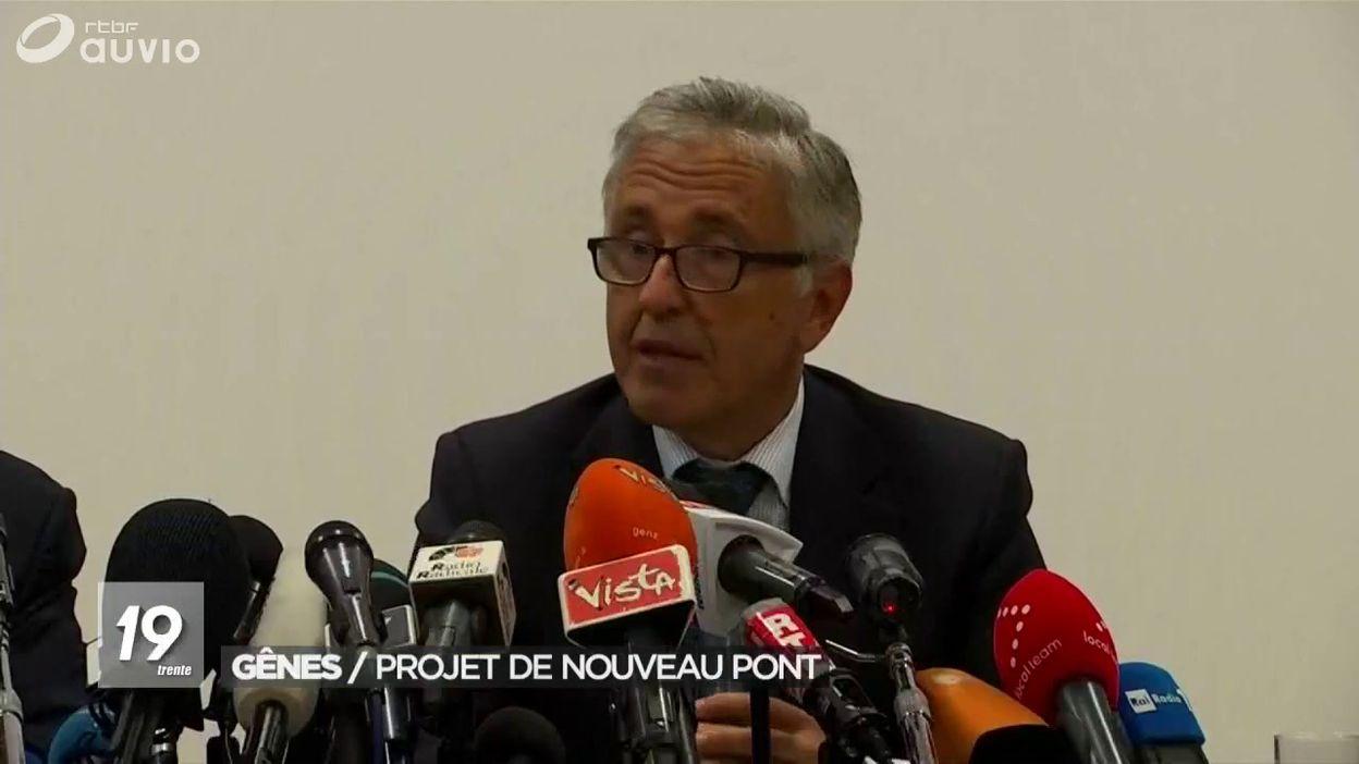 Gênes : un nouveau viaduc en 8 mois ?