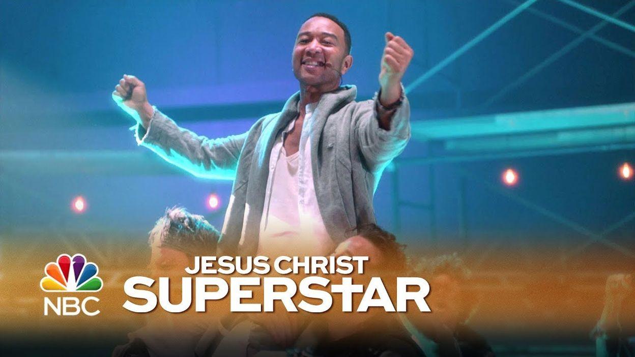 Everything's Alright on Easter Sunday! - Jesus Christ Superstar Live in Concert (Promo)
