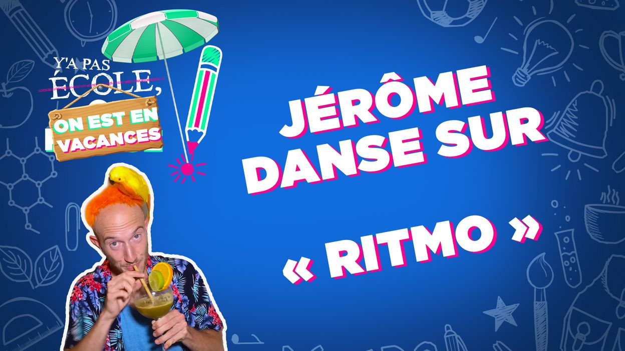 Jérôme danse sur Ritmo (Bad Boys For Life)