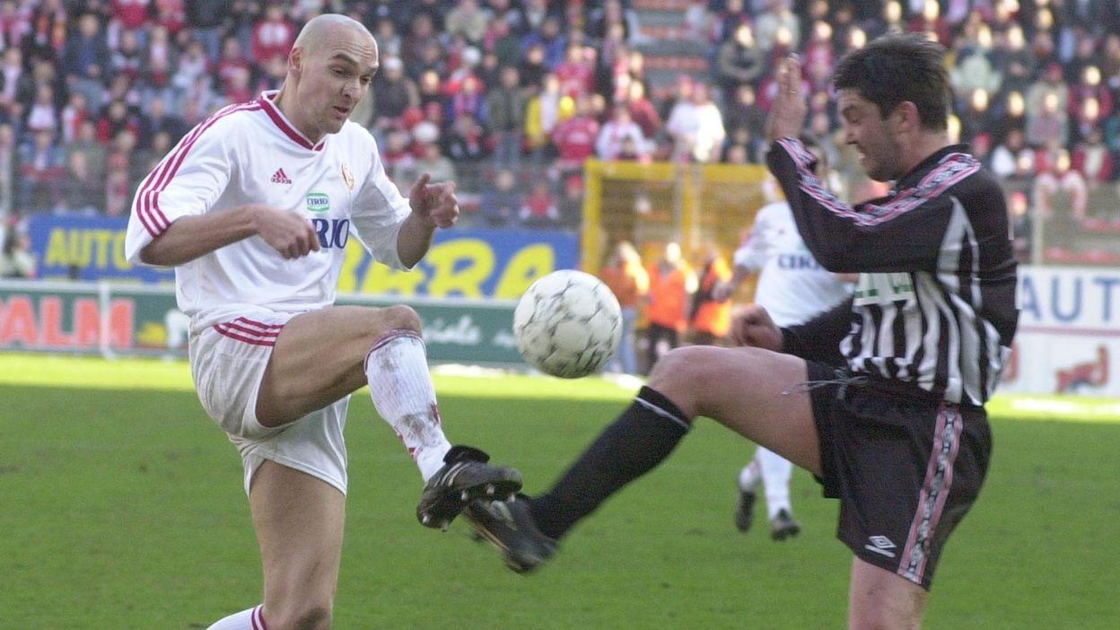 Charleroi - Standard : 13 février 2000 (1-4)