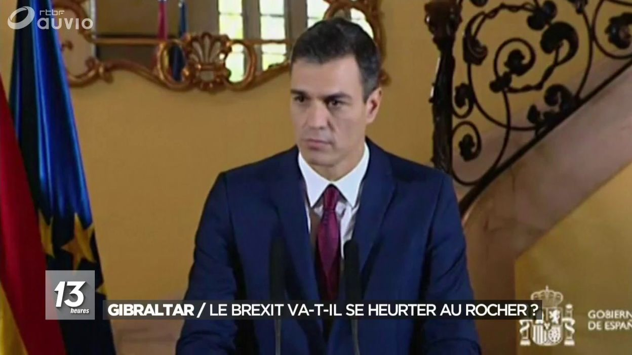 Le Brexit va-t-il se heurter au rocher de Gilbraltar ?