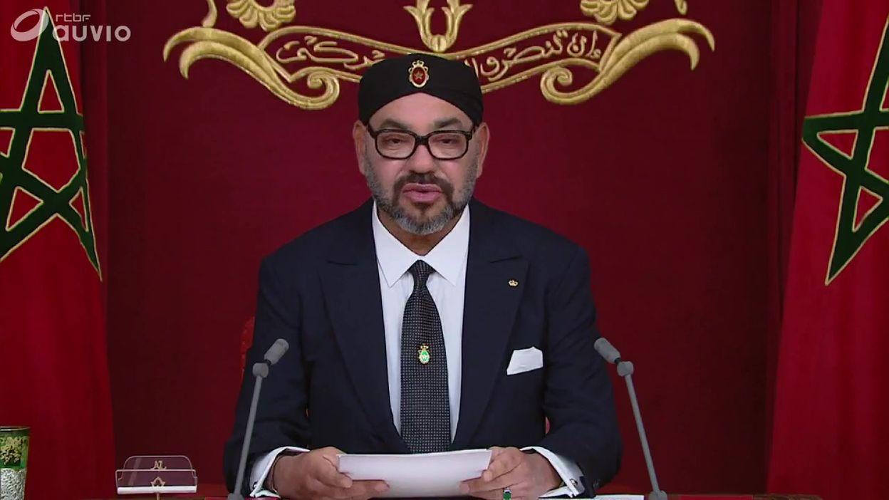 Maroc: Mohammed VI a fait une allocution hier soir à la télévision marocaine (arabe)