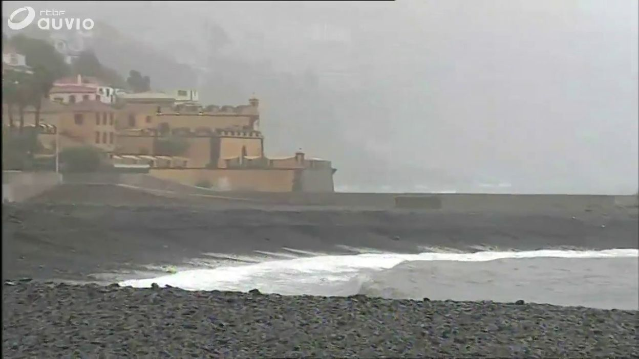L'ouragan Leslie menace le Portugal et l'Espagne