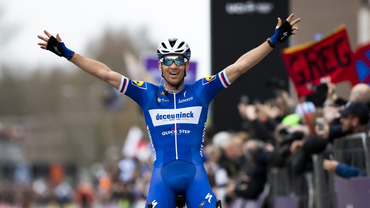 Circuit Het Nieuwsblad 2019 : Victoire de Zdenek Stybar