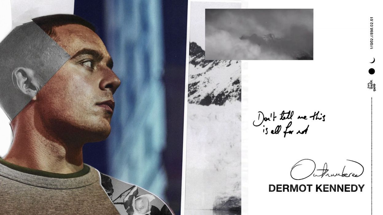 Dermot Kennedy - Outnumbered (Audio) - 14/06/2019