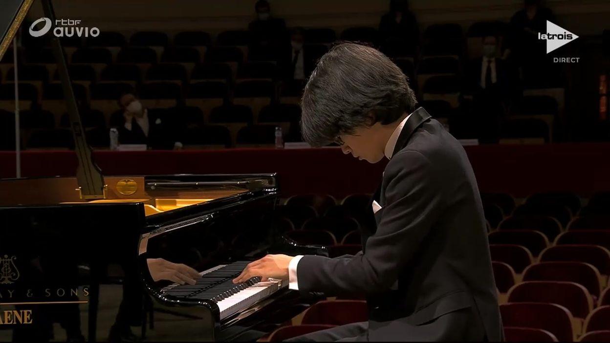 Concours Reine Elisabeth Piano 2021 - compte-rendu du 5e jour de finale
