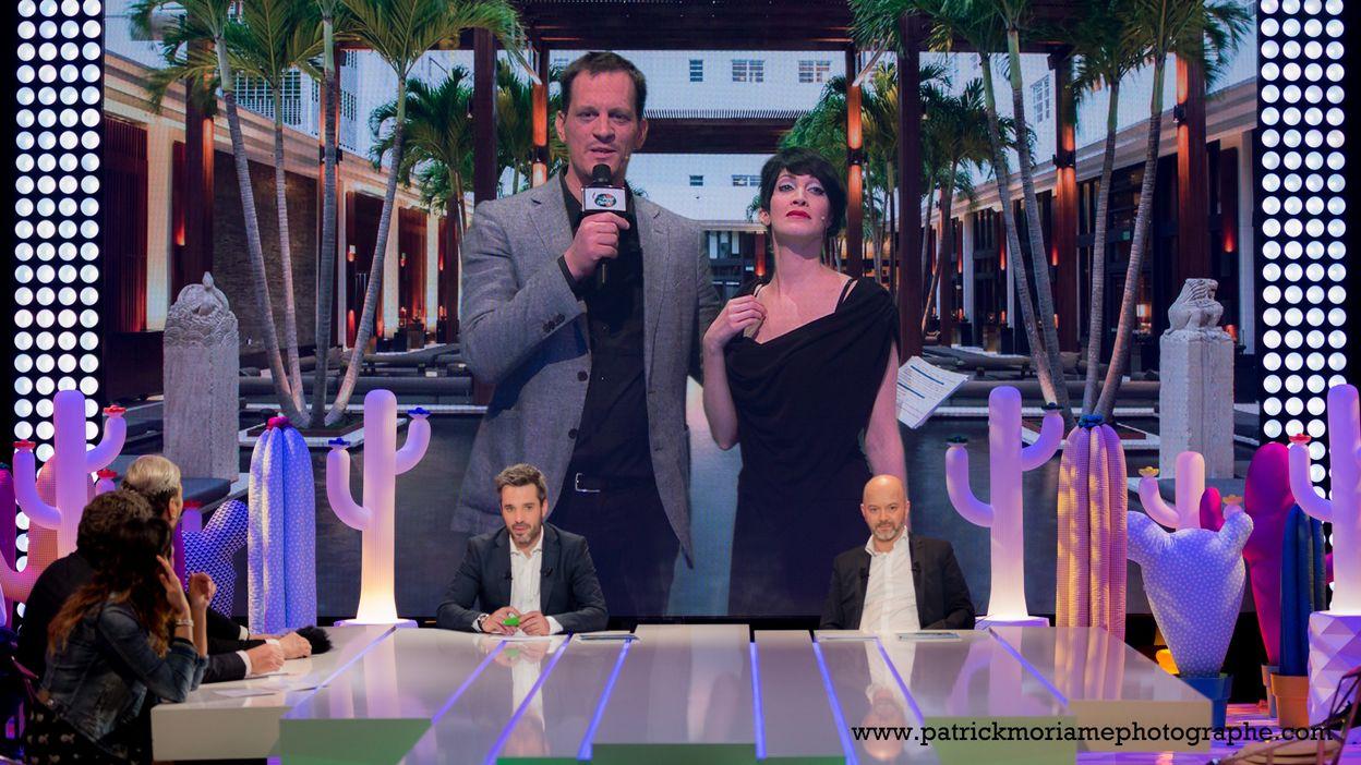 James Deano en direct depuis l'Union belge