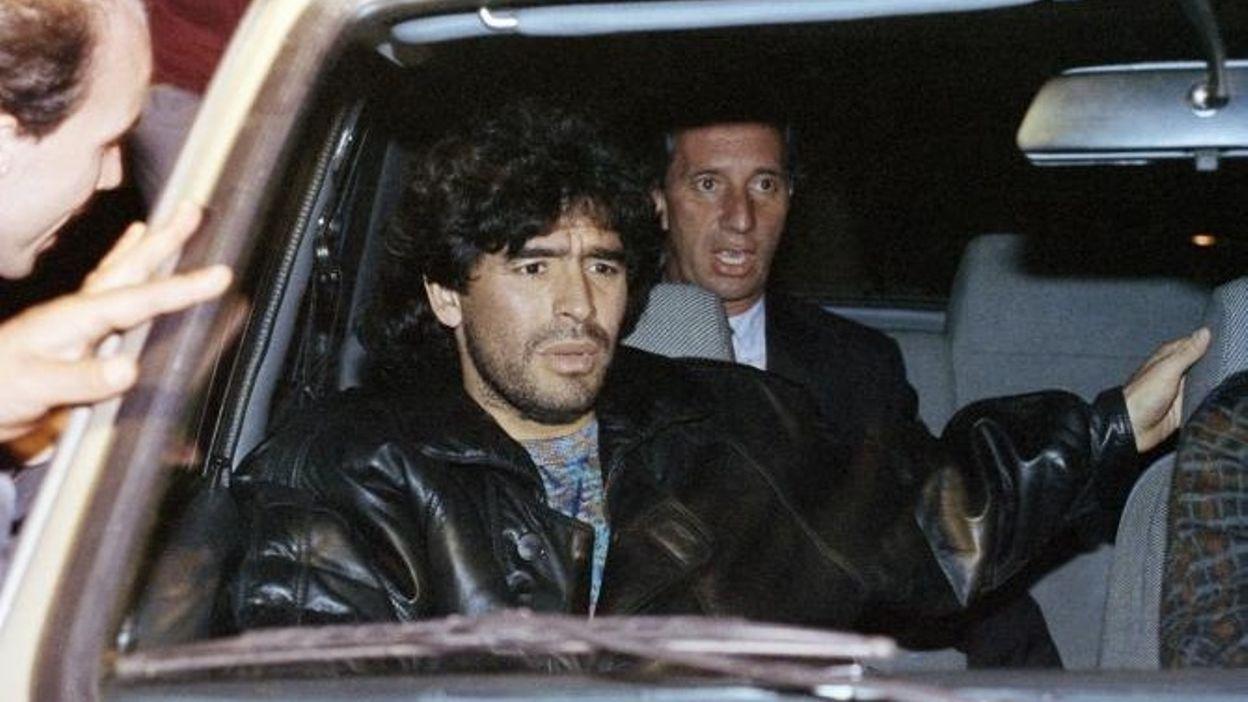 Cocaïne, mafia napolitaine et fraude fiscale : la longue descente aux enfers de Maradona