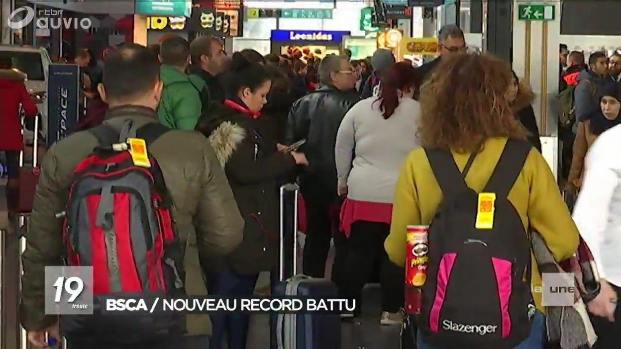 Success story de l'aéroport de Charleroi