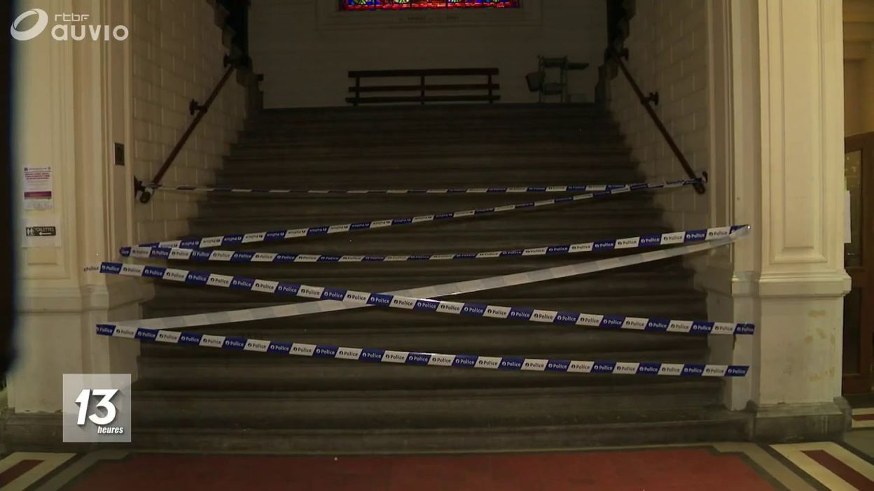 Le fonctionnement caduc du Palais de Justice de Namur