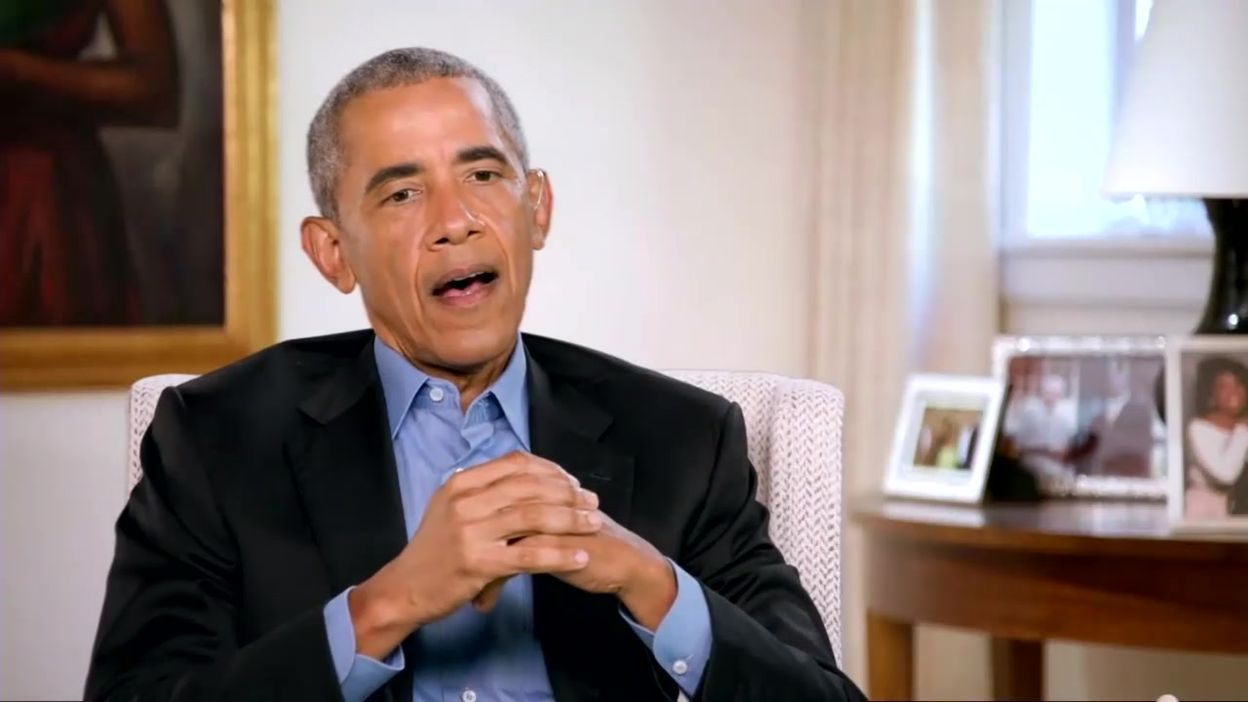 Obama interviewé par Oprah Winfrey