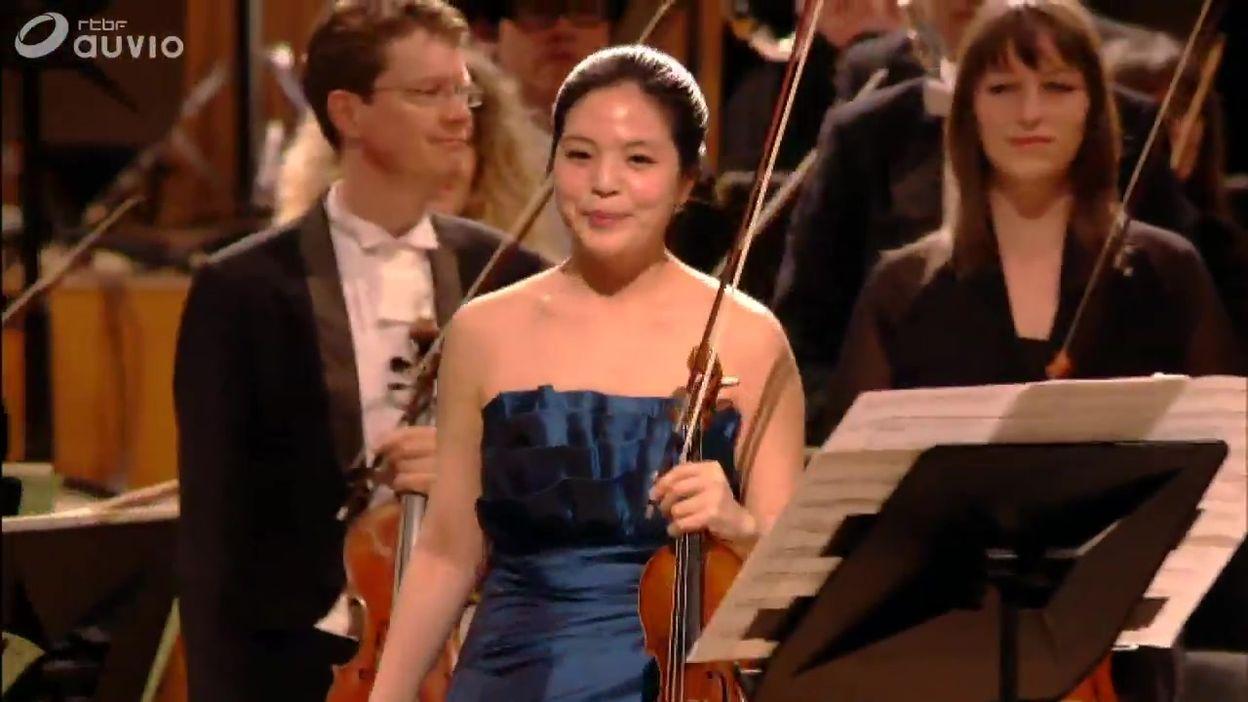 Queen Elisabeth 2015 - violon – Lee Ji Yoon - Finale : l'imposé