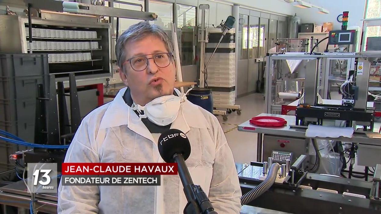 Coronavirus : tester tout le monde, même les patients guéris, c'est l'objectif du CHU à Liège