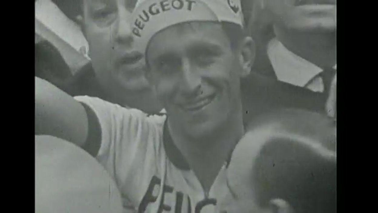 Milan - San Remo 1964 : Victoire de Tom Simpson