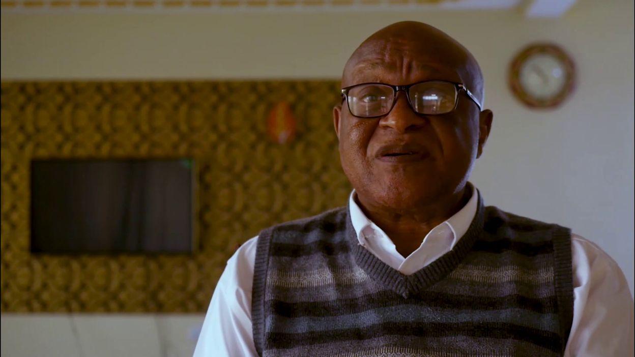 Florimond Muteba, Président du Conseil d'administration de l'ODEP, l'Observatoire de la dette publique