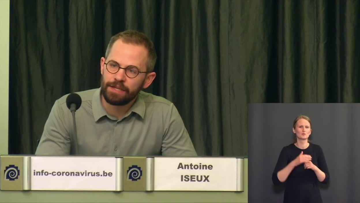 Coronavirus en Belgique : l'importance de détecter les contaminations et du suivi de contacts