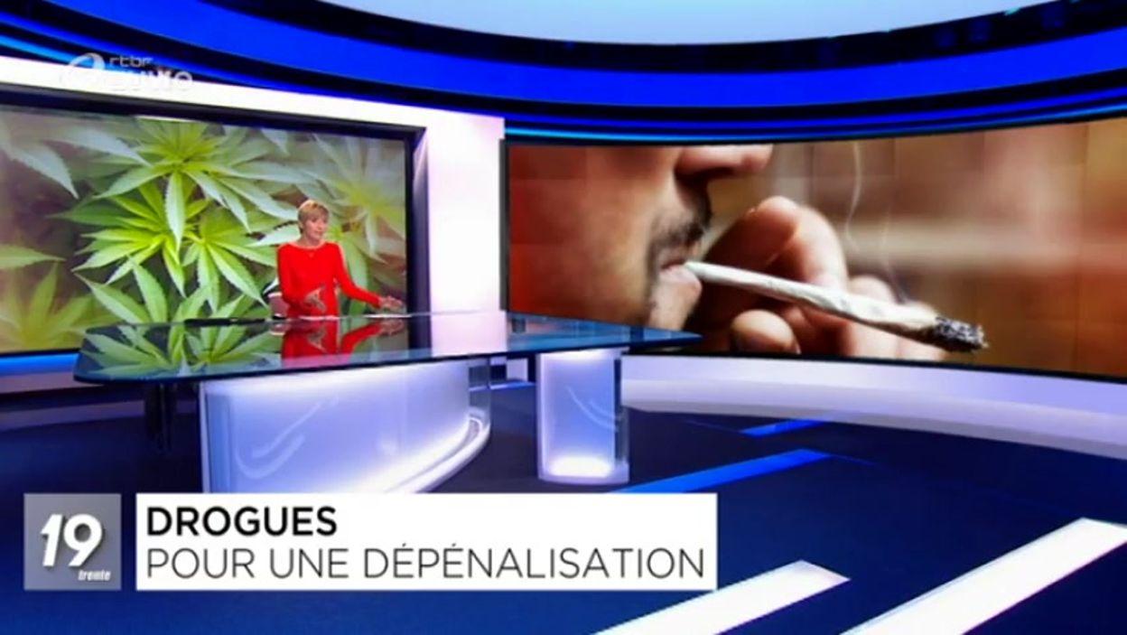 Mobilisation pour la dépénalisation des drogues