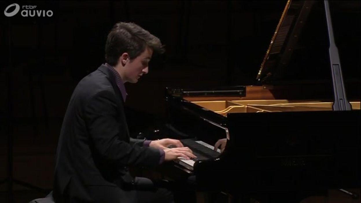 Queen Elisabeth 2016 - piano  - Alexander Beyer – Demi-finale – Récital