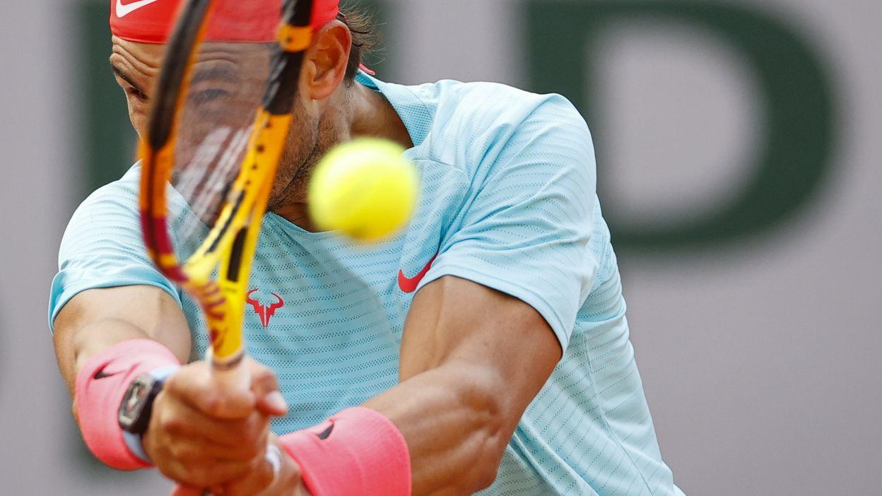Rafael Nadal ne laisse que quatre jeux à Korda