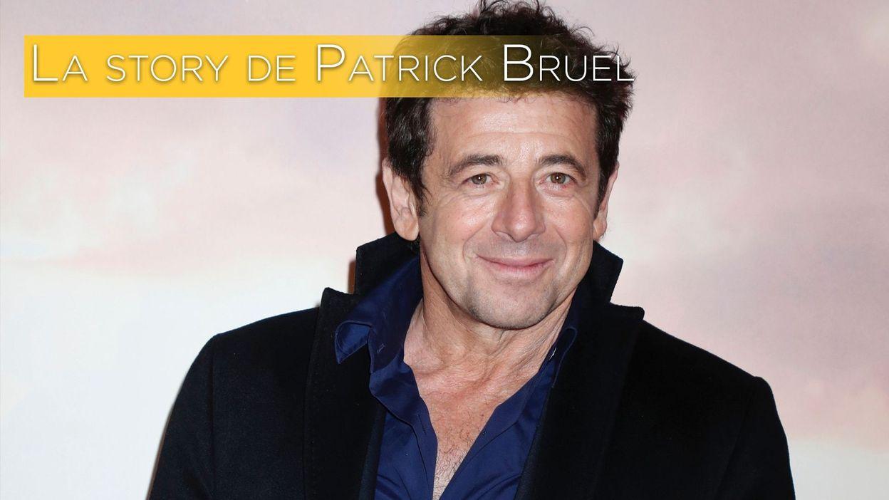 La story de Patrick Bruel