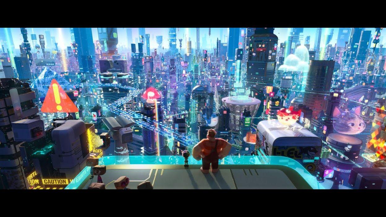 Ralph 2 0 Bande Annonce Teaser Vost Disney Be 28 02 2018