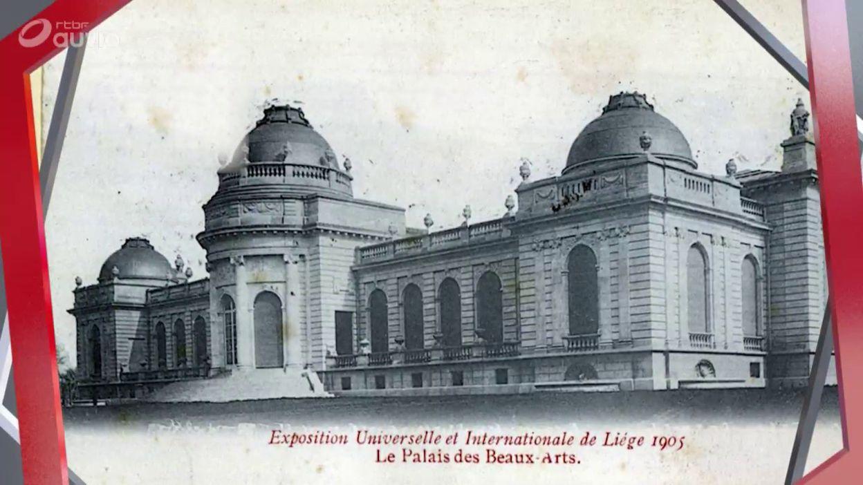 Carte postale de Liège Insolite