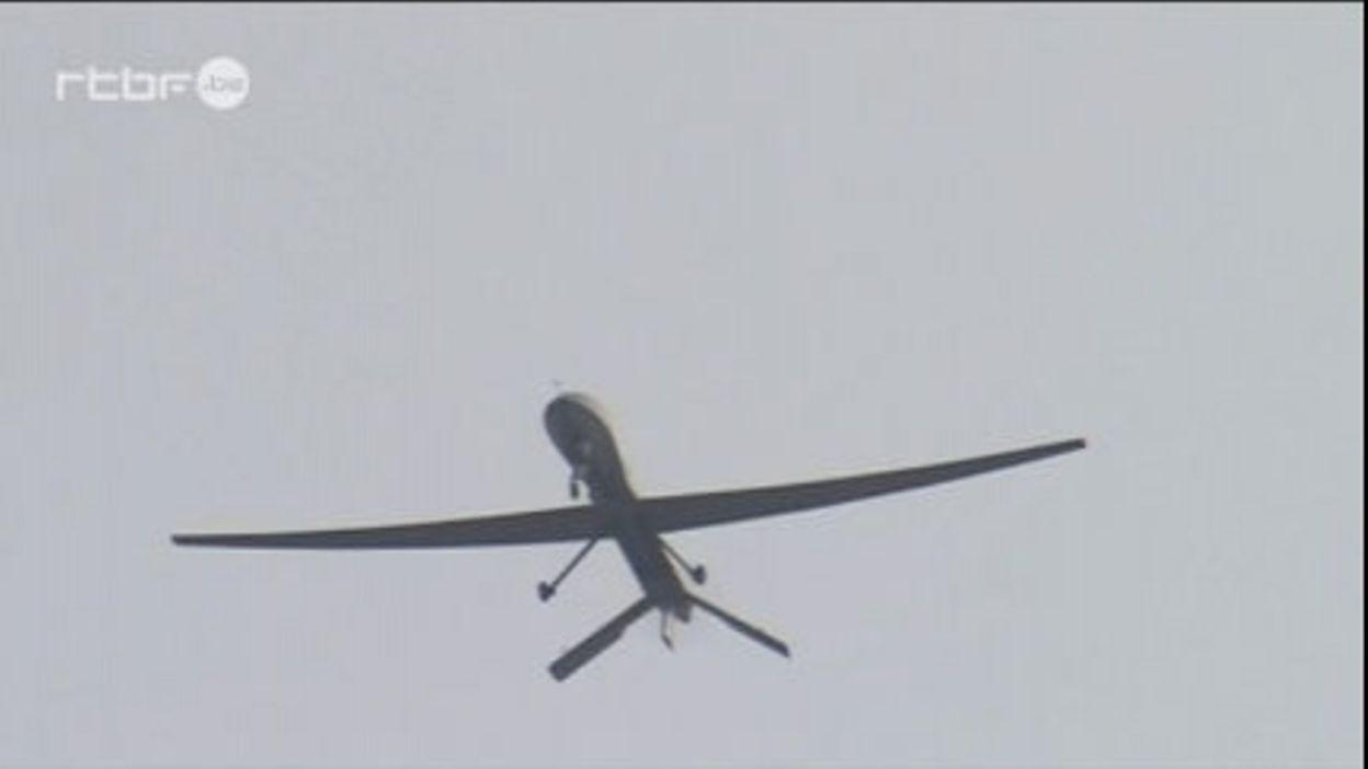 Turquie: images d'une base aérienne américaine, samedi matin, à la frontière syro-turque