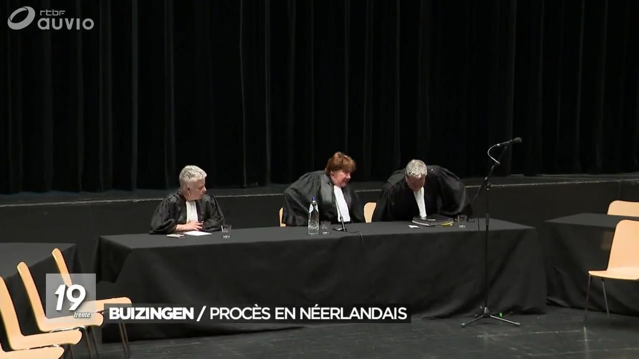 Buizingen : un procès en Néerlandais