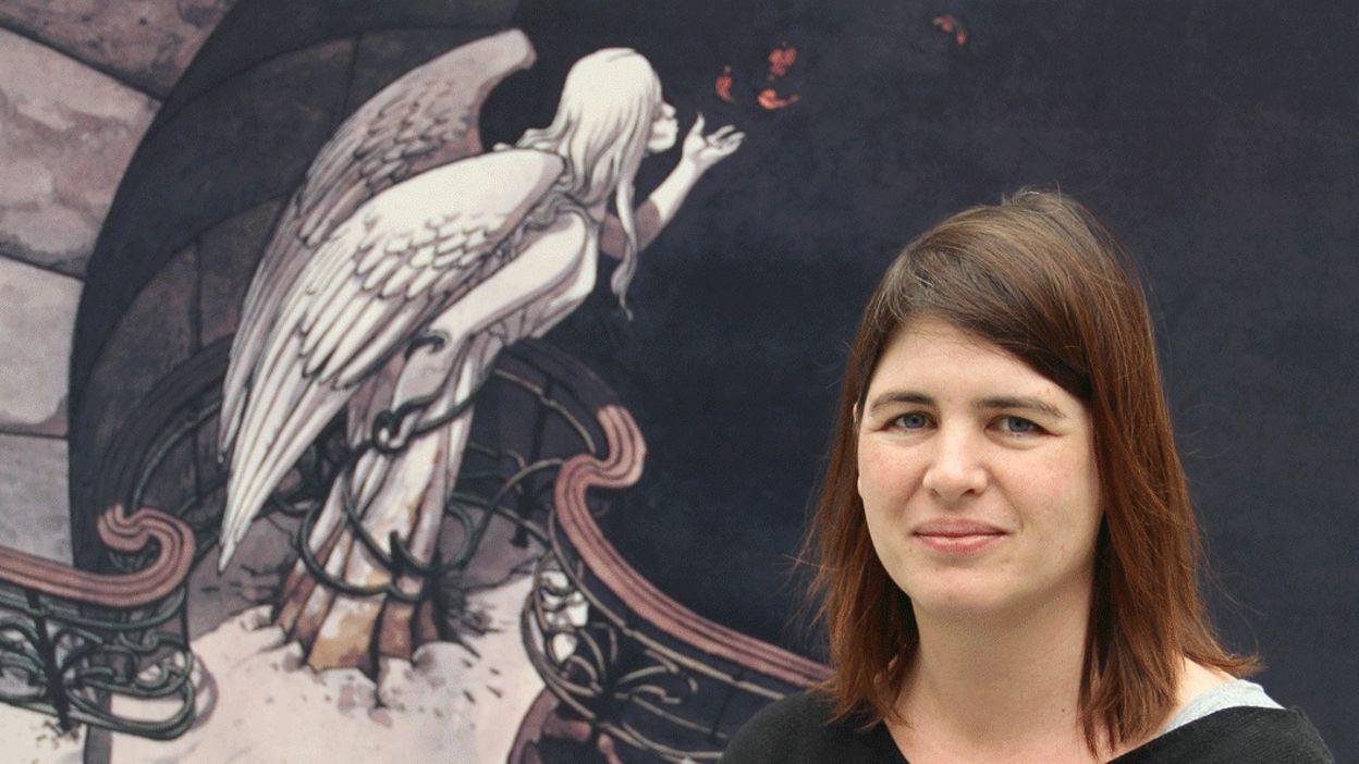 Isabelle Debekker, la directrice du cbbd