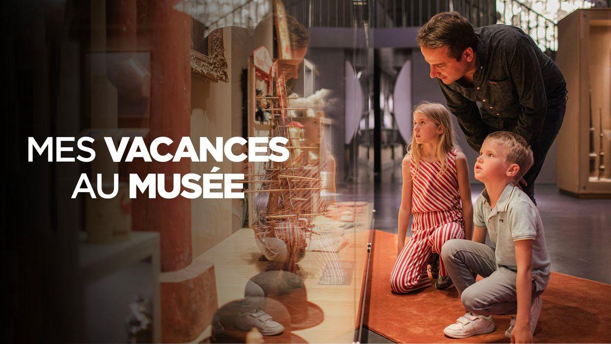 Mes vacances au musée