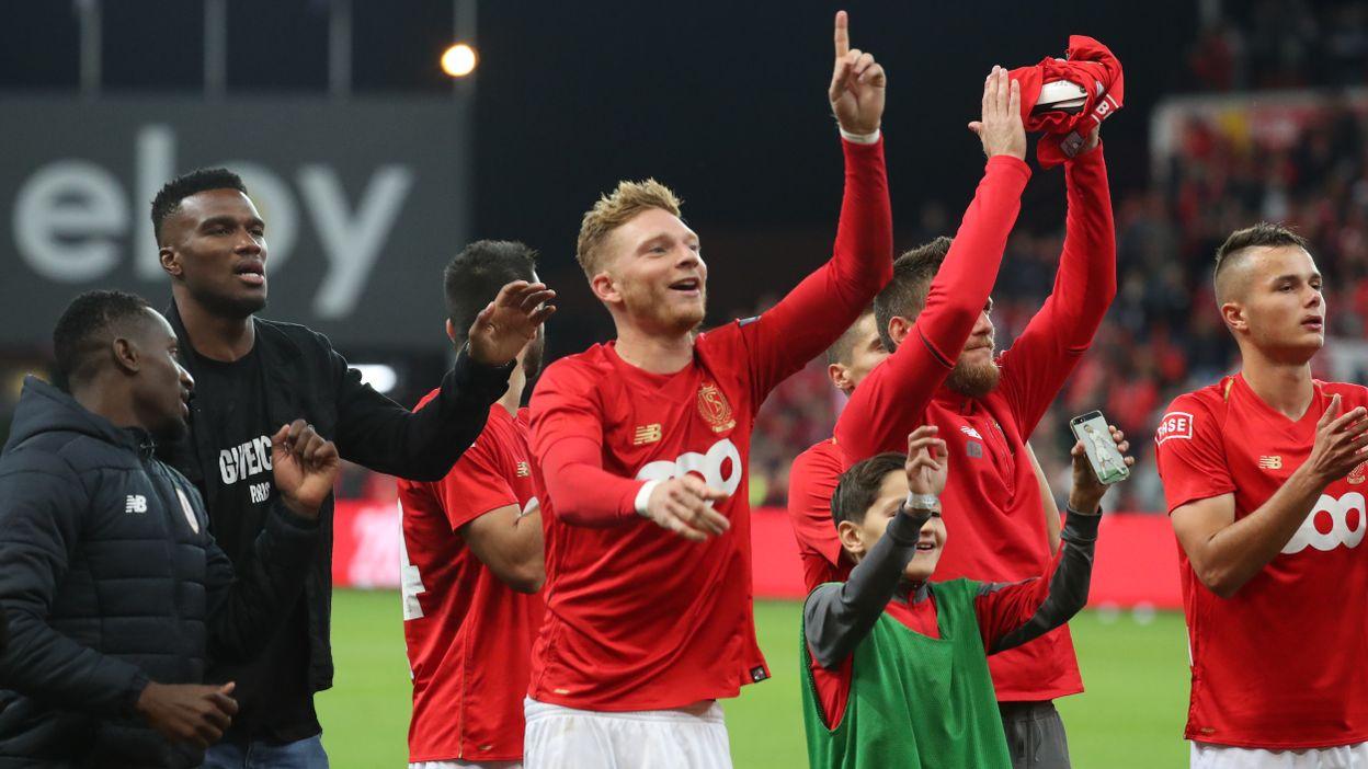 Standard - FC Bruges : Le résumé