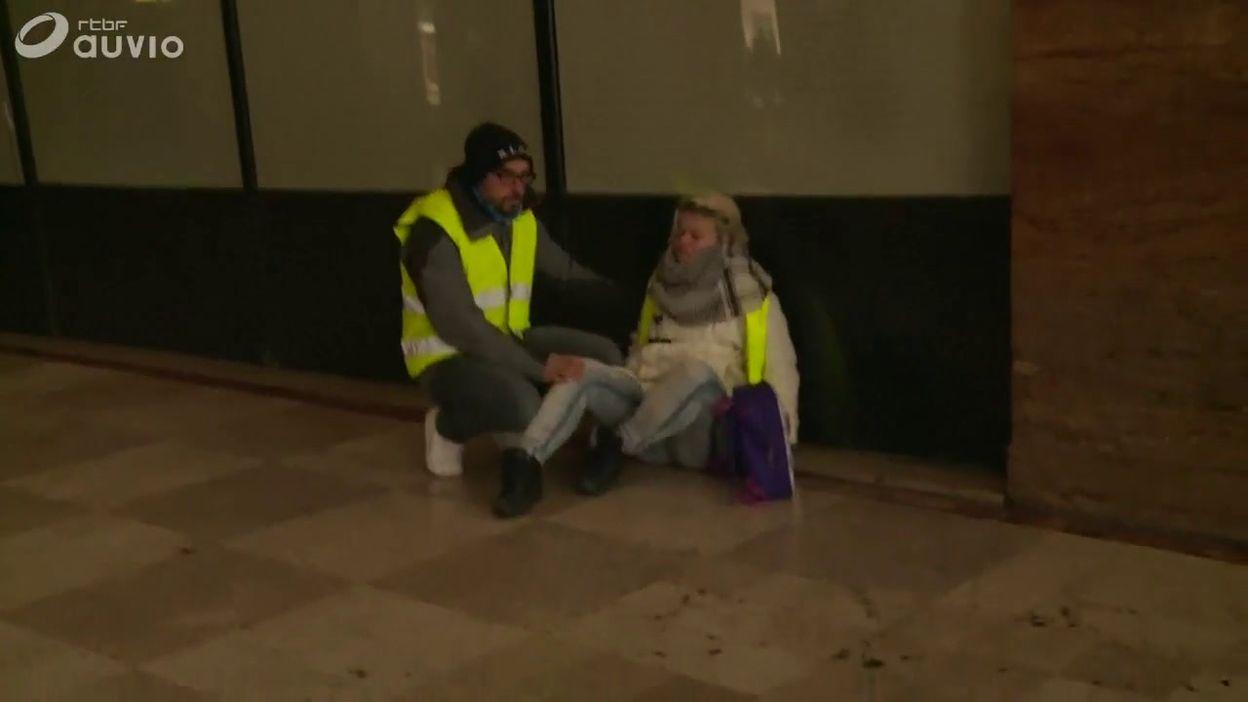 Gilets jaunes: violences à Paris