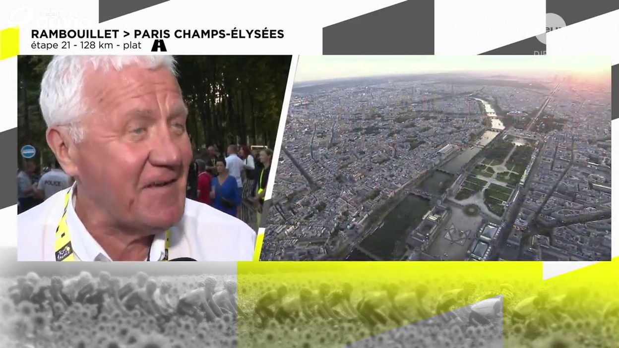 Patrick Lefevere fait le bilan du Tour 2019 des Deceuninck-Quick Step