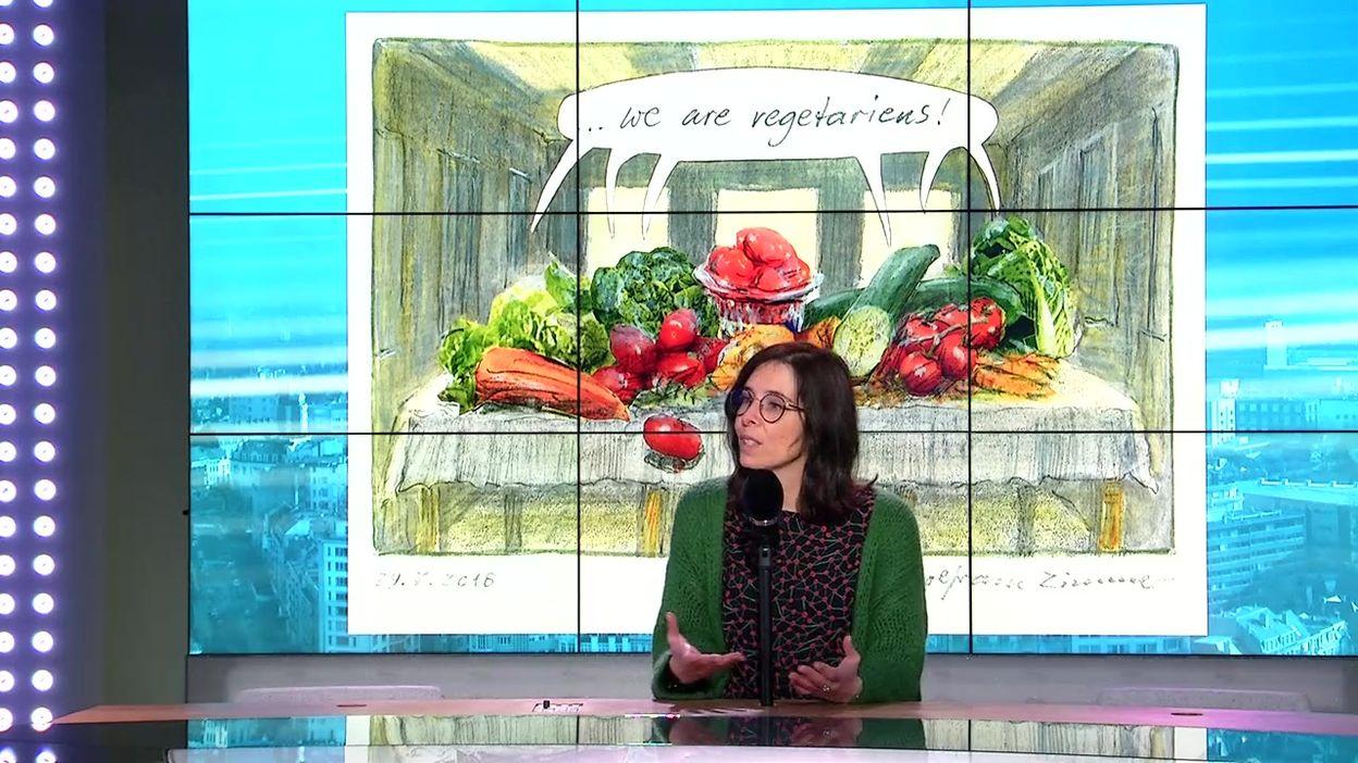 La Semaine Viva - Hélène Alexiou sur le mois sans viande