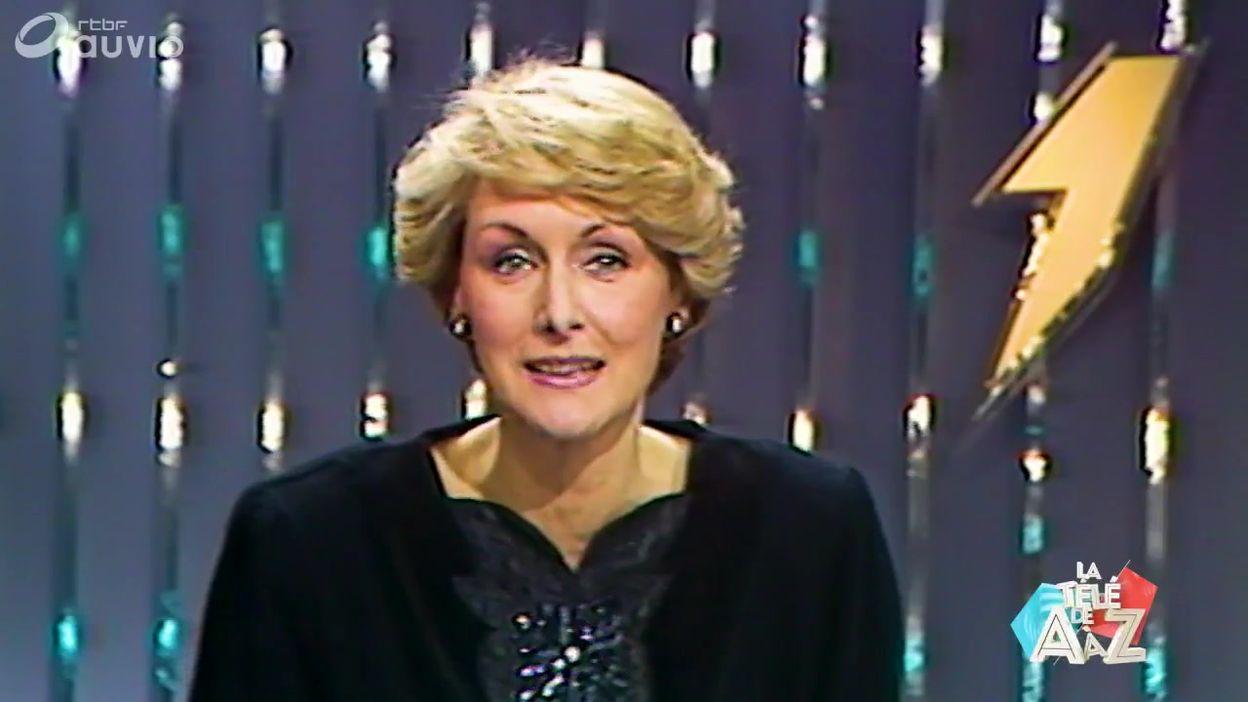 Extrait de la télé de A à Z - 1987 - du 24 février