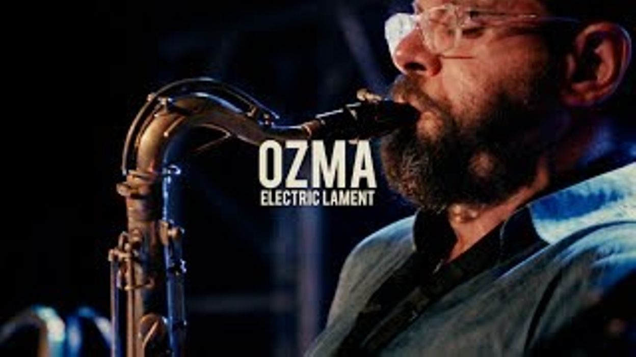 OZMA  - Live @ The New Morning -  Electric Lament