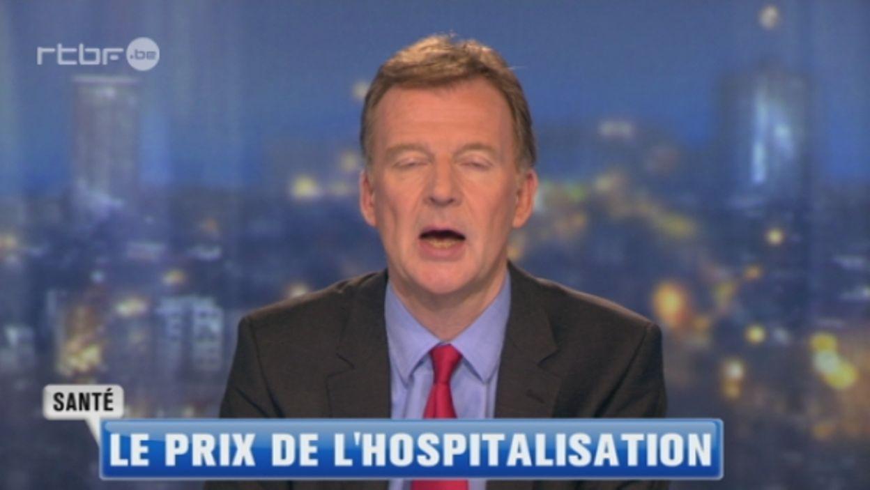 Etre hospitalisé n\'est pas plus cher qu\'en 2011 mais les prix ...