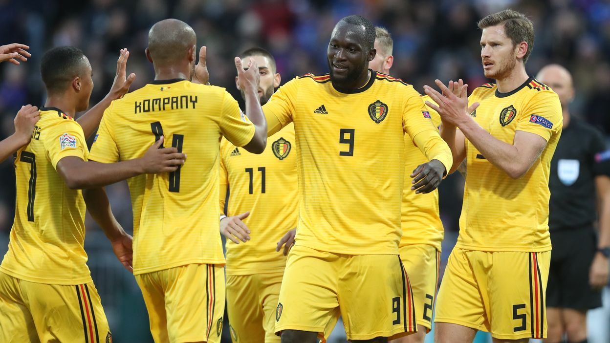 Islande - Belgique : 11 septembre 2018 (0-3)