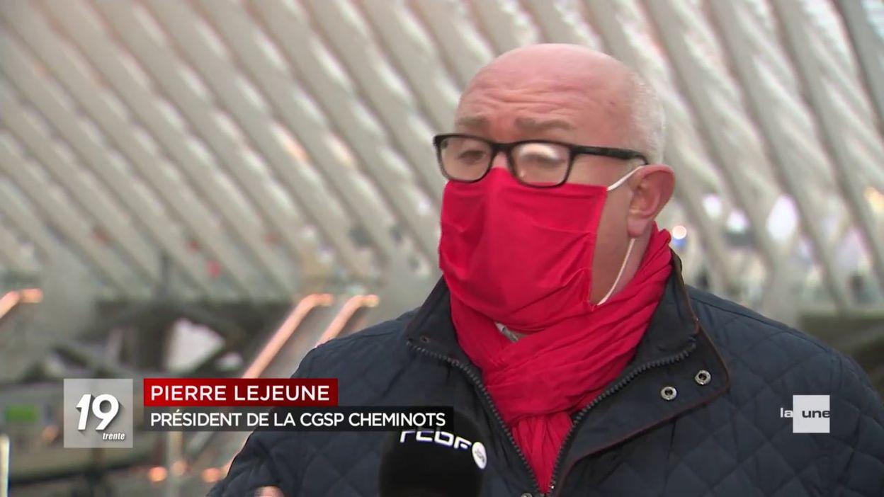 SNCB: fermeture de guichets