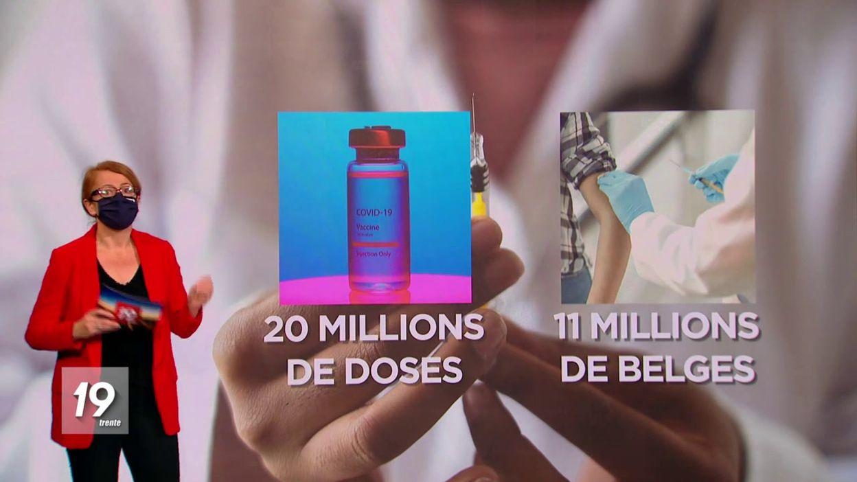 Les Clés de l'Info : pré-achats des futurs vaccins