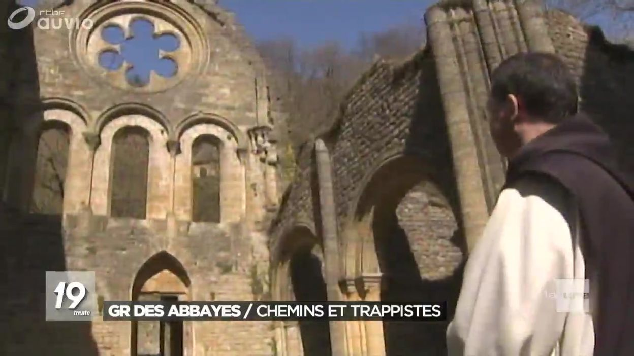 Circuit GR des abbayes trappistes