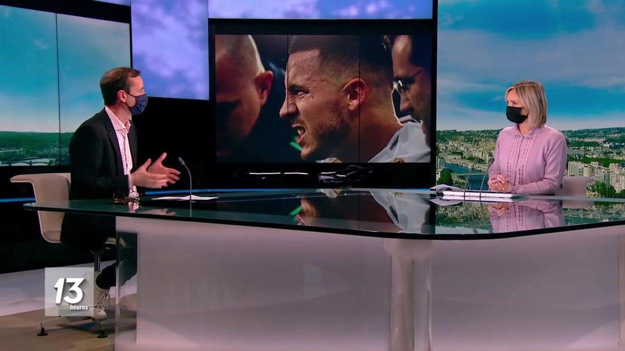 Football : un véritable enfer pour Eden Hazard