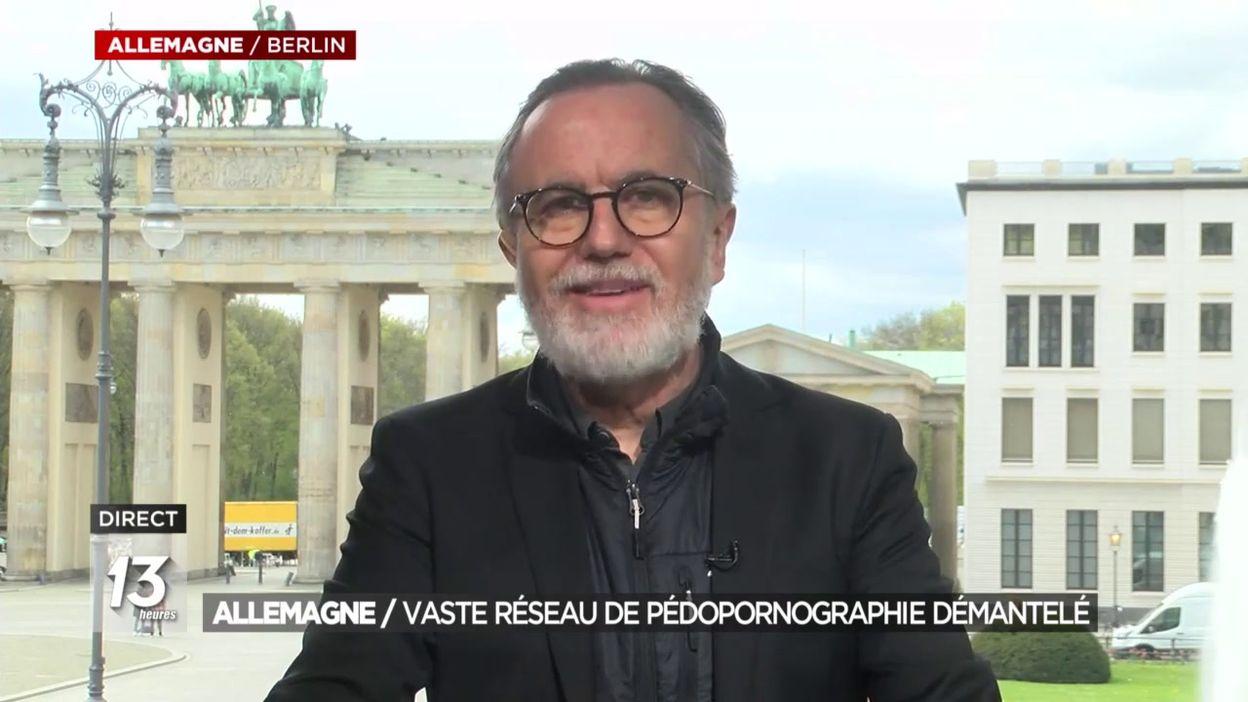 Allemagne : Vaste réseau de pédopornographie démantelé