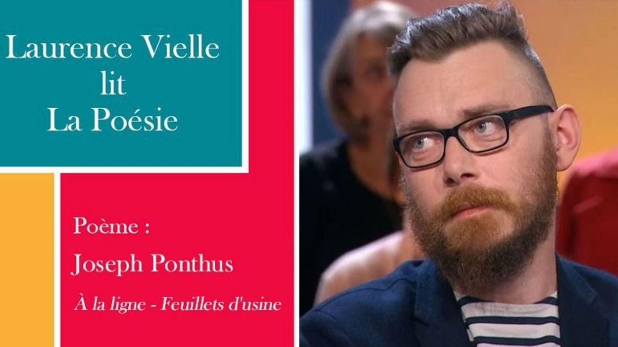 Laurence Vielle lit la poésie