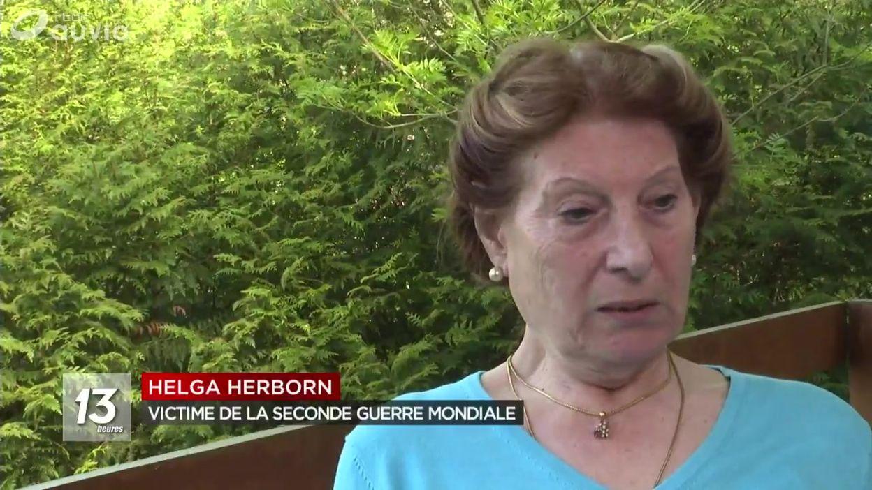 Reconnue victime du nazisme 77 ans après les faits ... et par hasard