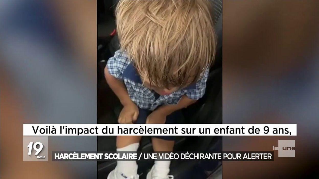 Australie: un petit garçon harcelé émeut le monde