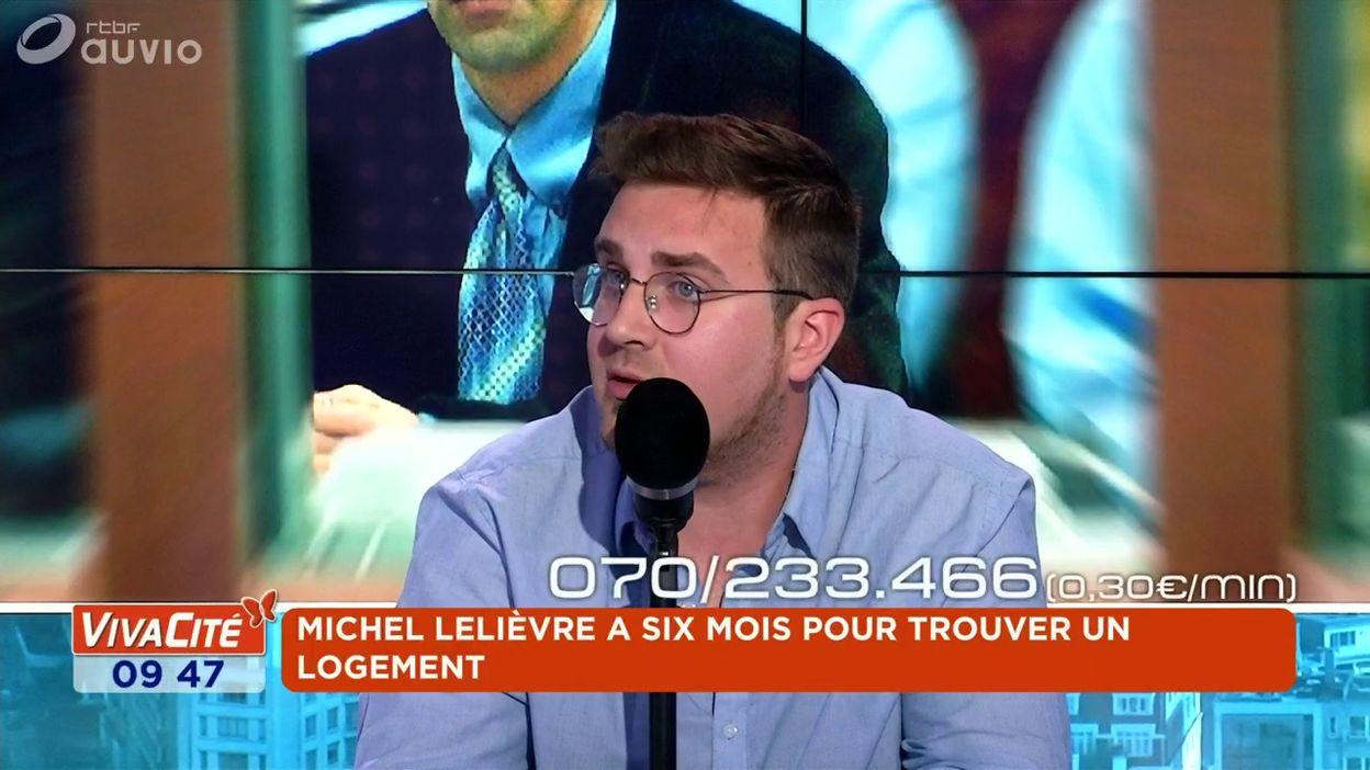 Michel Lelièvre a six mois pour trouver un logement