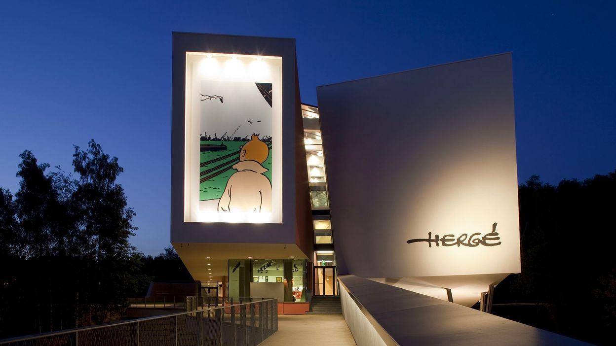 Cet été, découvrez le Musée Hergé à Louvain-la-Neuve