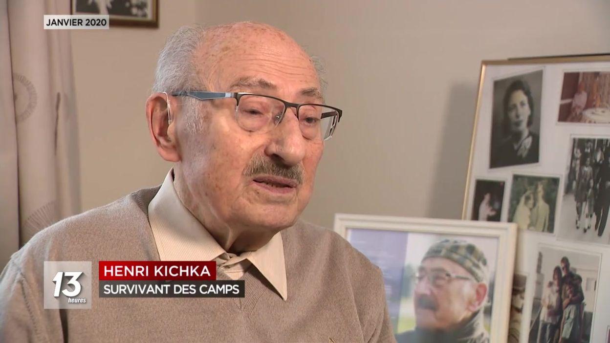 Décès d'Henri Kichka, survivant d'Auschwitz, dû au Coronavirus