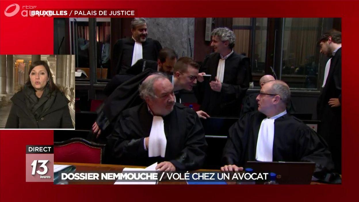 Procès Nemmouche : dossier volé chez un avocat